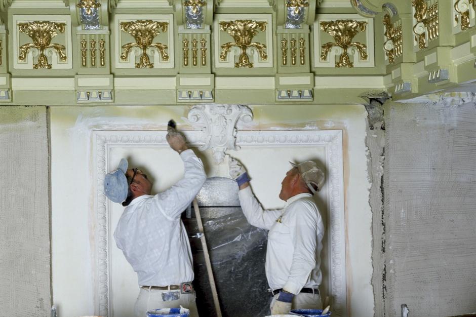 Konserwacja zabytków - dziedzina zepchnięta na boczny tor