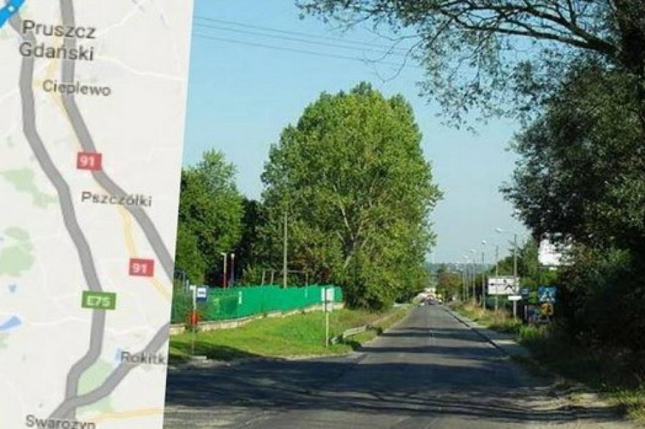 Droga wojewódzka Gdańsk – Starogard Gdański zostanie rozbudowana