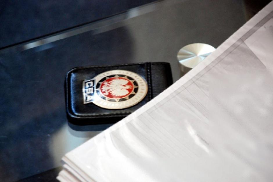 Zatrzymany przez CBA dyrektor z łódzkiego magistratu odsunięty od pełnienia obowiązków