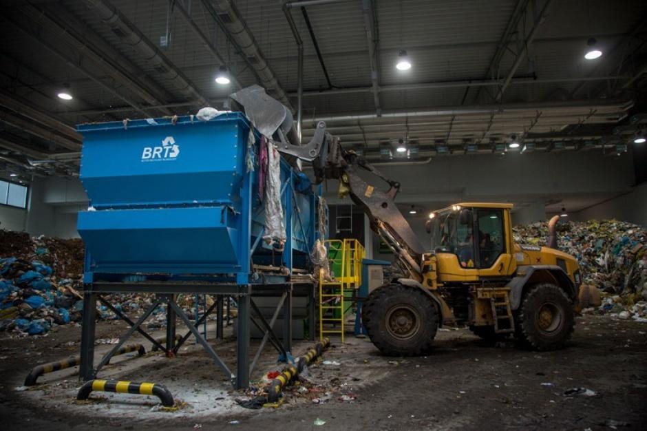 W Promniku powstał Zakład Unieszkodliwiania Odpadów