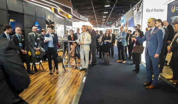 Polskie miasta zaprezentowały się w Cannes