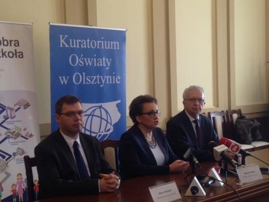 Anna Zalewska: Rozporządzenie ws. ramowych planów nauczania gotowe do podpisu