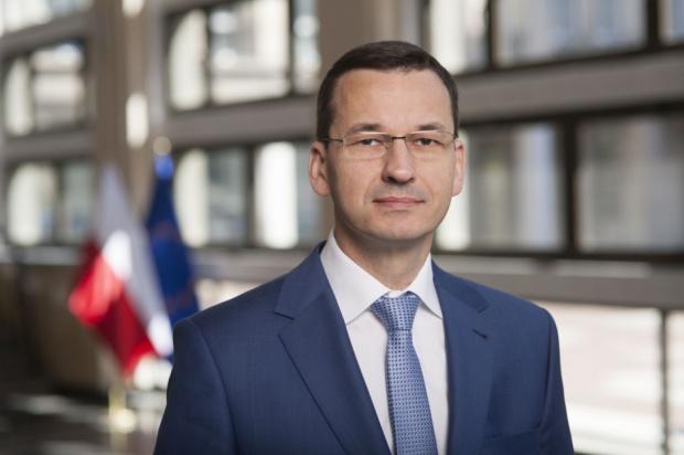 Mateusz Morawiecki: Centralny Port Lotniczy komunikacyjnym sercem Polski