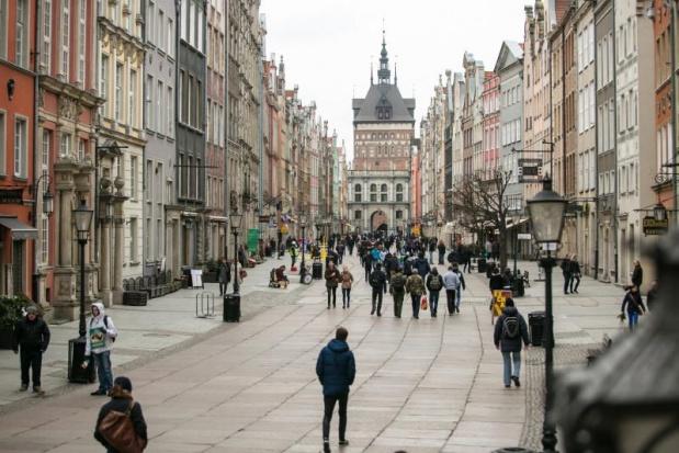Gdańsk: W planach modernizacja Długiej i Długiego Targu