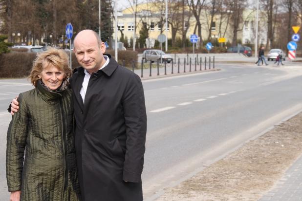 Tomaszów Mazowiecki ma nową patronkę ulicy