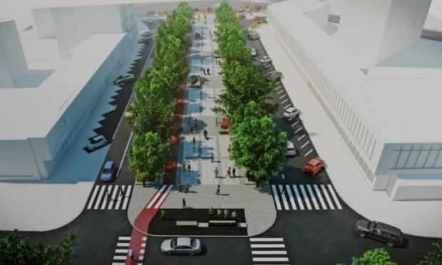 Szczecin: Wiemy jak będzie wyglądał plac po Pomniku Wdzięczności