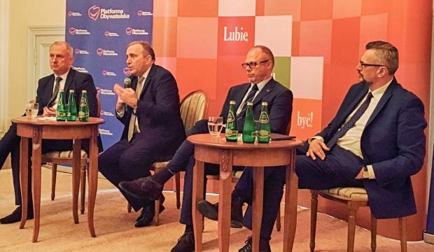 Grzegorz Schetyna: Wybory samorządowe będą pierwszym testem przed kolejnymi wyborami