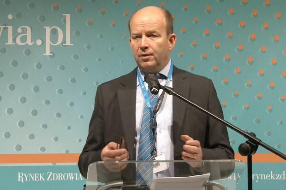 Konstanty Radziwiłł: Ryczałt szpitali będzie uzależniony od liczby wykonanych świadczeń