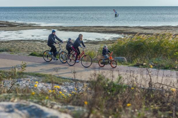 Pomorskie: Nowe trasy rowerowe: 670 km i fantastyczne widoki