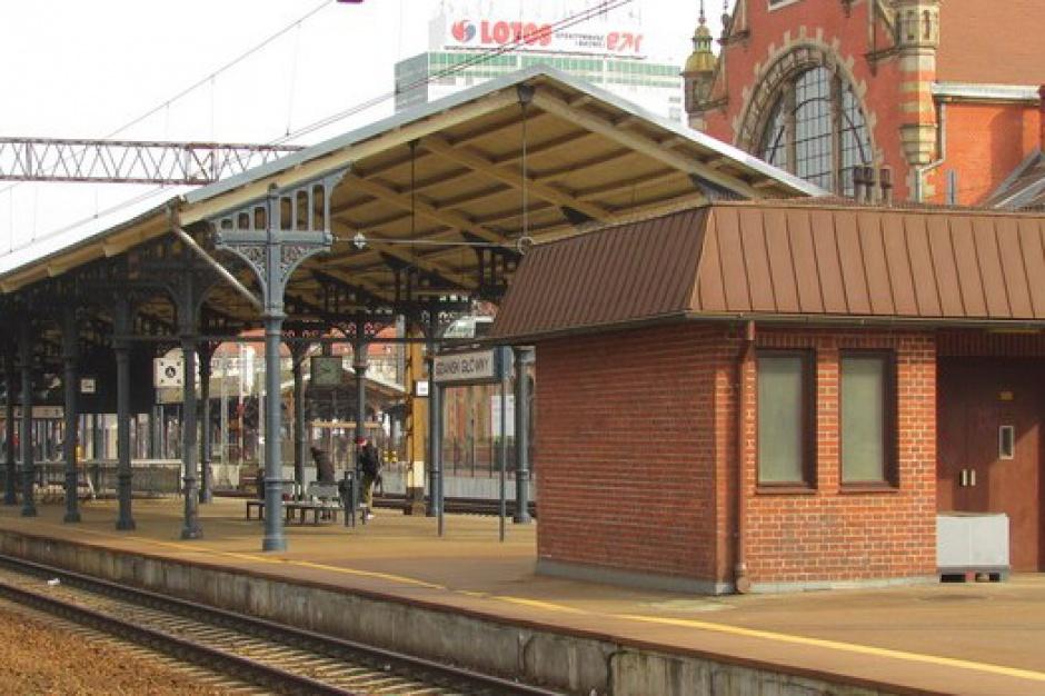 Dworzec Gdańsk Główny do przebudowy