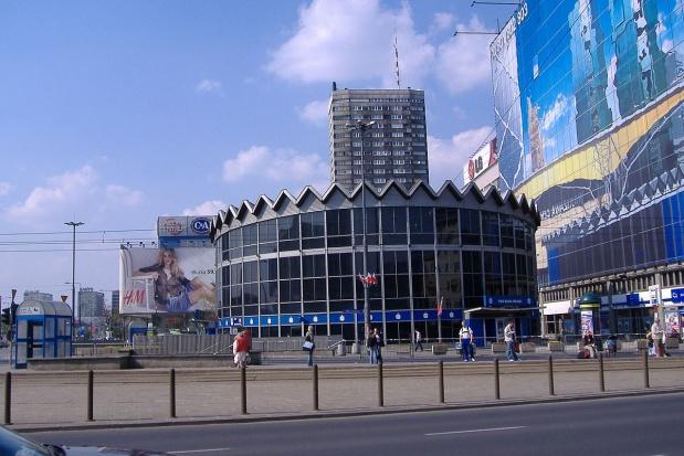 Warszawa rewitalizacja Rotundy: Rozbiórka wstrzymana