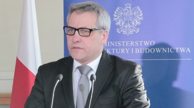 Jerzy Szmit: Szukamy racjonalnego rozwiązania dla przebiegu Via Carpatia w Podlaskiem