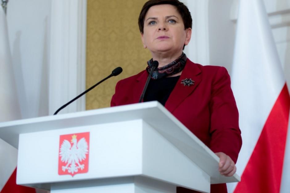 Beata Szydło: Centralny Port Lotniczy może nas łączyć z różnymi częściami świata