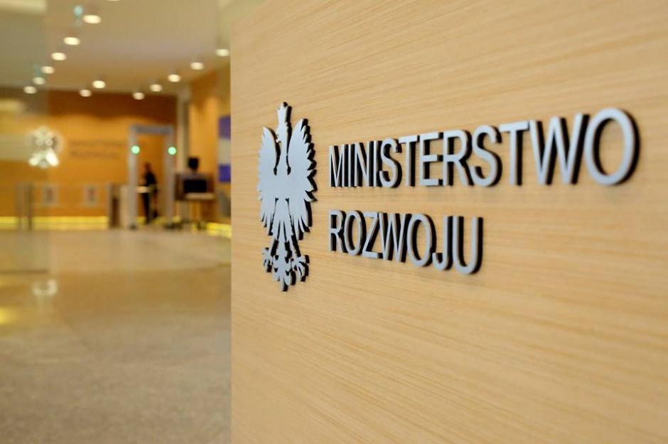 Ministerstwo Rozwoju zapowiada inwestycje warte miliardy