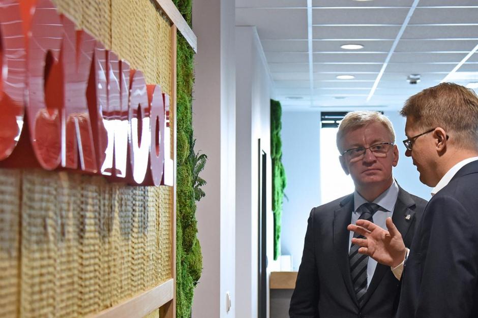Rockwool inwestuje w Poznaniu
