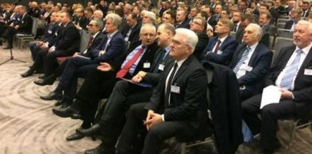 Podczas zjazdu w Serocku (fot.zmp.pl)