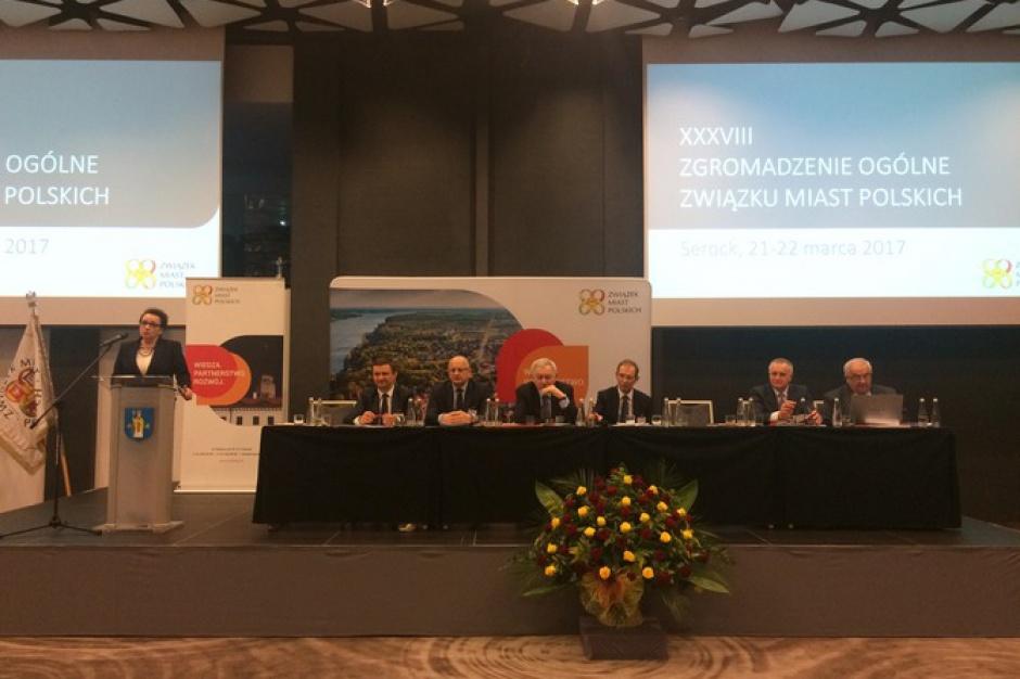 Zgromadzenie Ogólne Związku Miast Polskich w Serocku: Sukcesy i porażki