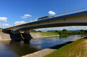 Most w Jaśle na rzece Wisłoka zostanie wyremontowany