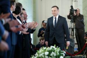 Andrzej Duda dziękuje samorządowcom. I składa ważną obietnicę