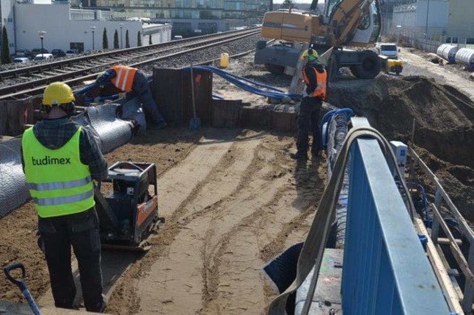 Pomorska Kolej Metropolitalna: przystanki Gdynia Karwiny i Stadion dwa miesiące później