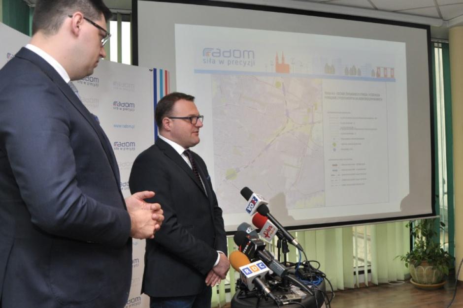 Radom: Trasa N-S połączy północ i południe miasta