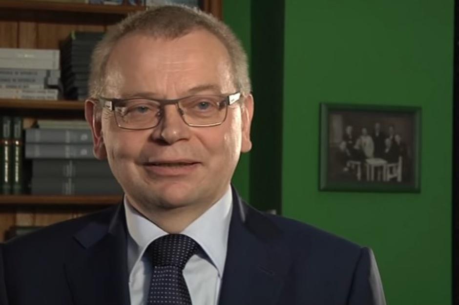 Tadeusz Zysk kandydatem PiS na prezydenta Poznania