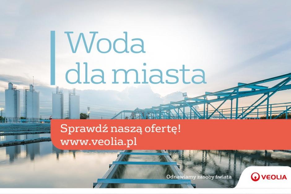 Efektywne zarządzanie zasobami wodnymi - rozwiązania Grupy Veolia dla samorządów