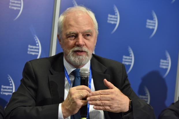 Europoseł Jan Olbrycht (fot.PTWP)