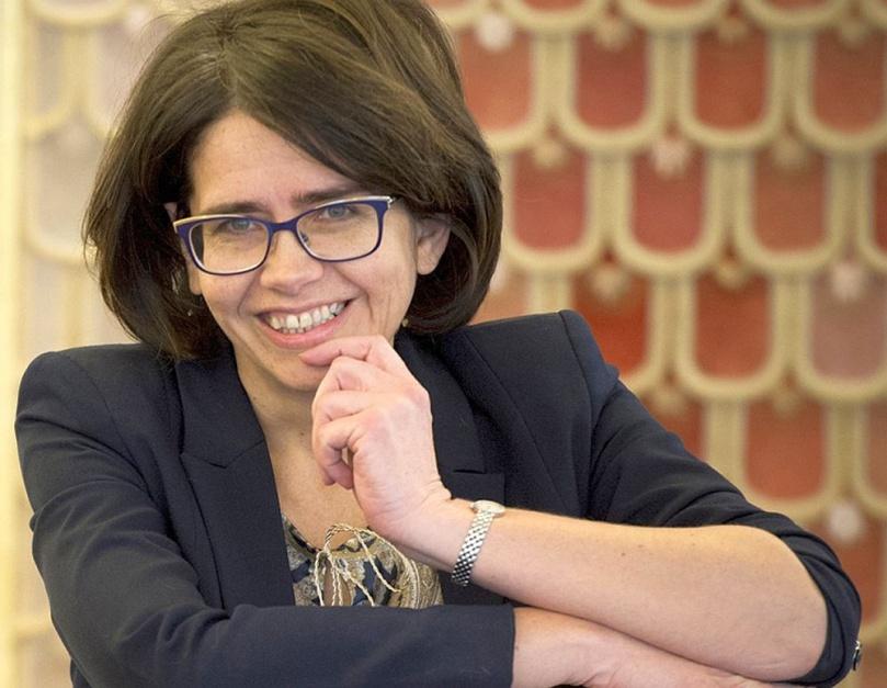 Anna Streżyńska w pierwszej oficjalnej sesji po objęciu teki minister (fot.:KPRM)