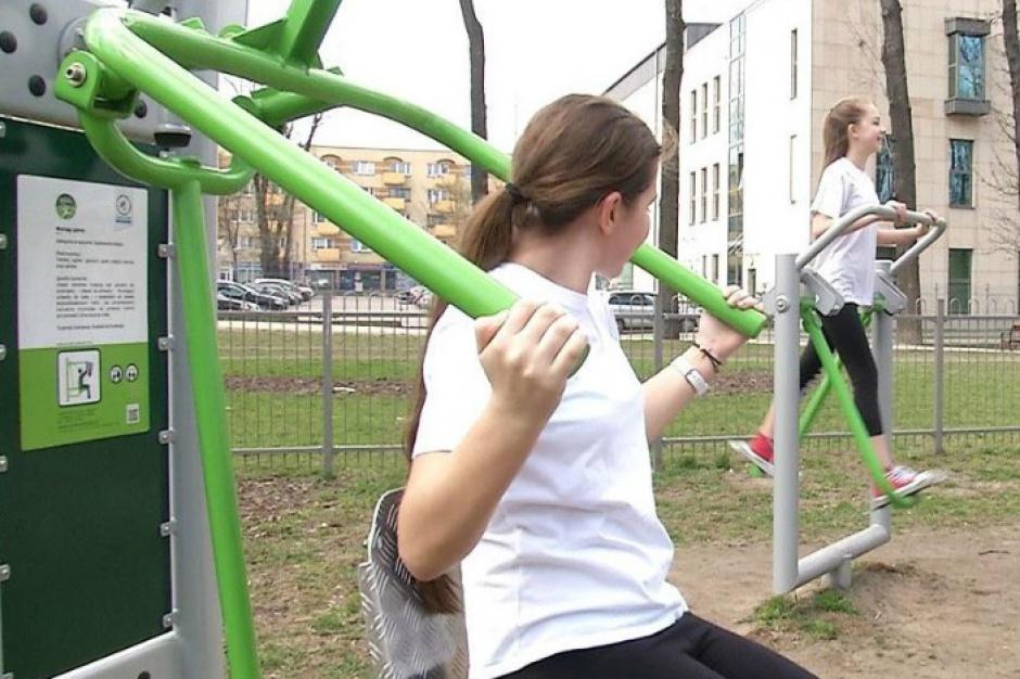 Radom zadba o mieszkańców: powstaną nowe place zabaw i siłownie