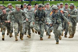 Żołnierze z kontyngentu NATO dotarli do Wrocławia