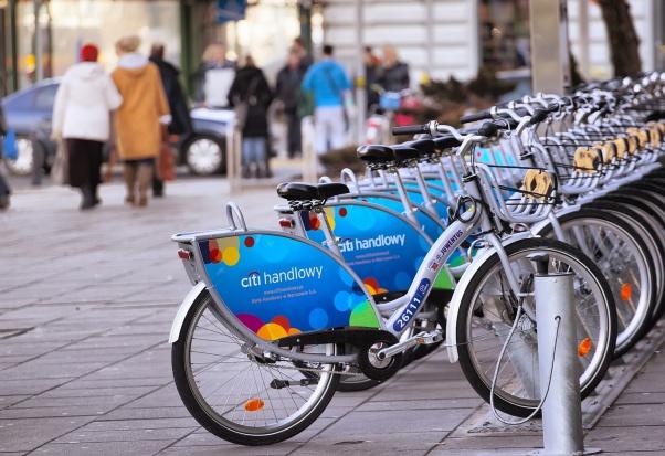 Gliwice: 28 marca rusza rower miejski. Miasto uruchomi 10 stacji