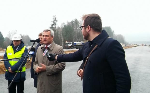 Jerzy Szmit: W kwietniu możliwy przetarg na odcinek A1 Tuszyn-Częstochowa