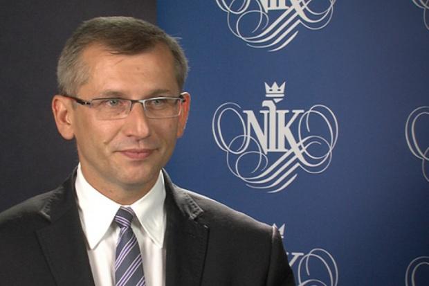 Krzysztof Kwiatkowski, prezes NIK ( (fot. nik.gov.pl)