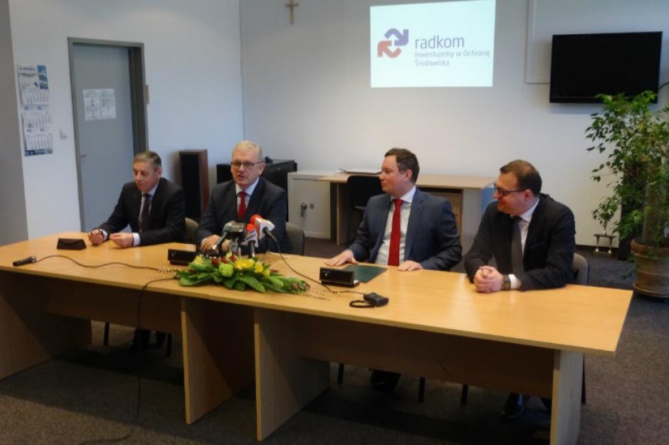 Radom będzie miał jedną z najnowocześniejszych linii sortowniczych w Polsce
