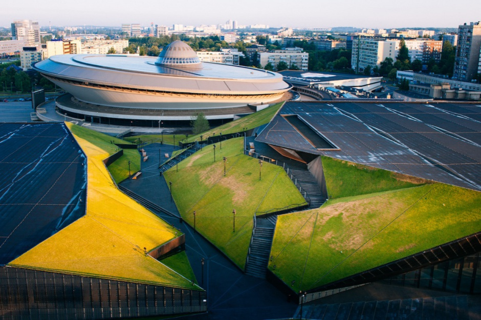 Turystyka biznesowa w Katowicach: Każdego roku Spodek i MCK rosną w siłę