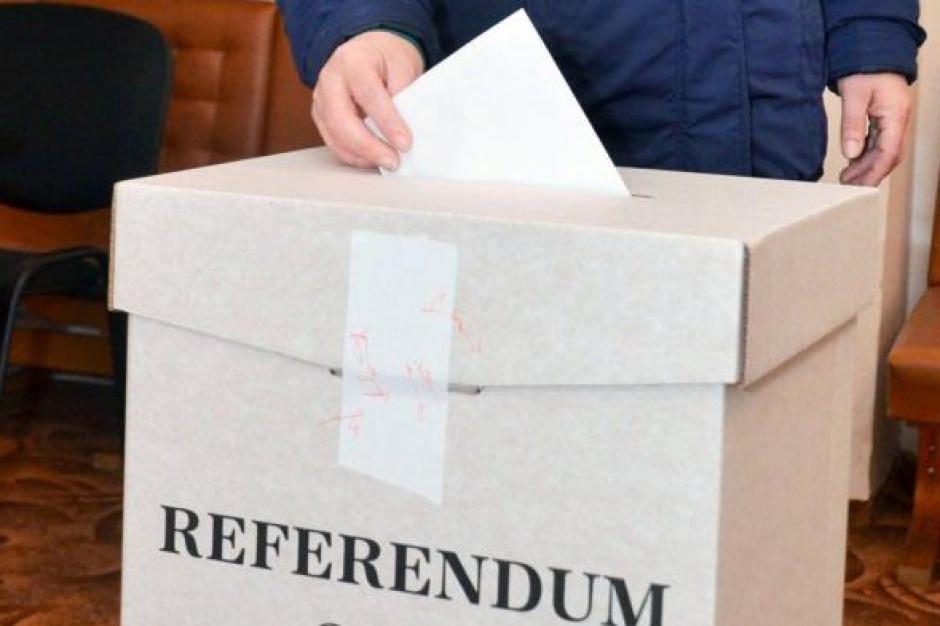 Kukiz '15 chce znieść, lub przynajmniej obniżyć, próg przy referendach