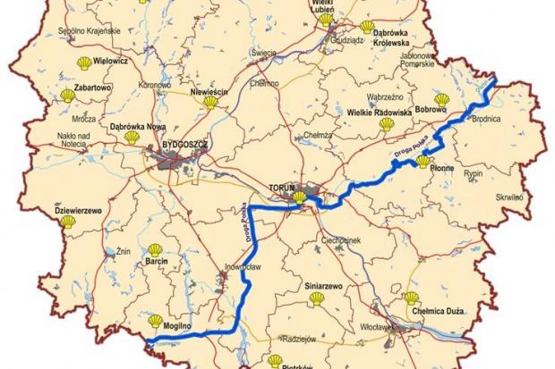 Camino Polaco w Kujawsko-Pomorskiem