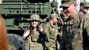Zakończył się cykl pikników z żołnierzami NATO