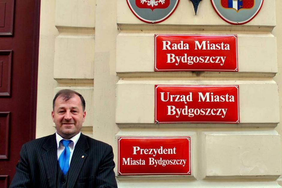 Bydgoszcz: Wezwał policję by zbadała trzeźwość prezydenta