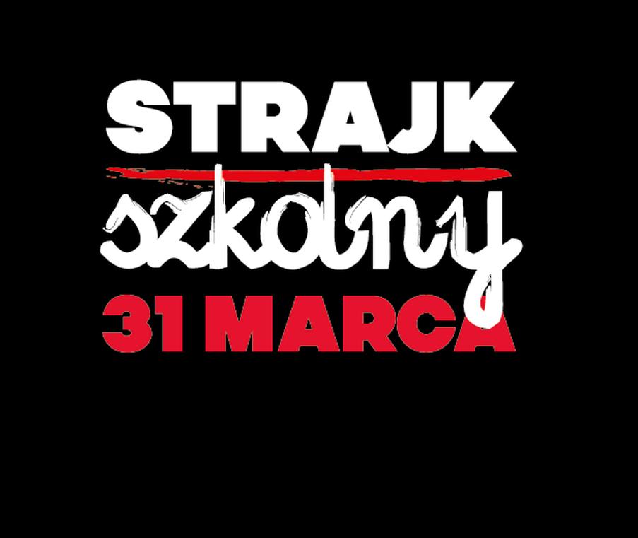 31 marca 2017 r. odbędzie się ogólnopolski strajk szkolny. (fot.znp.edu.pl)