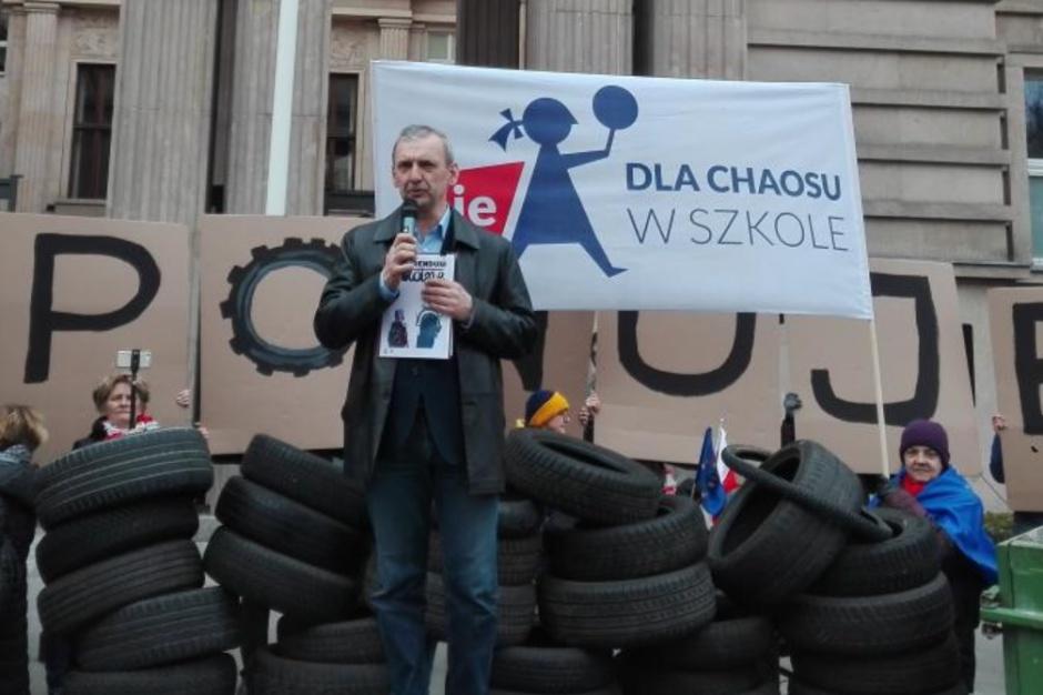Reforma edukacji: Szkoły w całej Polsce będą strajkować