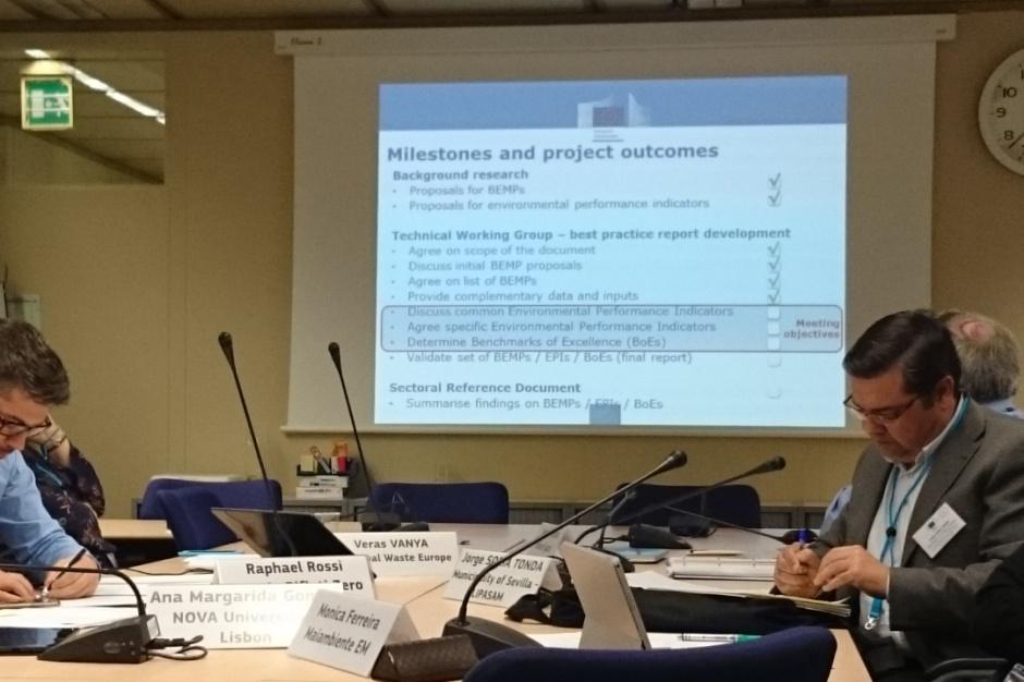 Komisja Europejska o dobrych praktykach w gospodarce odpadami