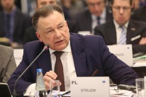"""Adam Struzik nie wierzy w Jarosława Gowina: """"Przystawki niewiele mogą"""""""