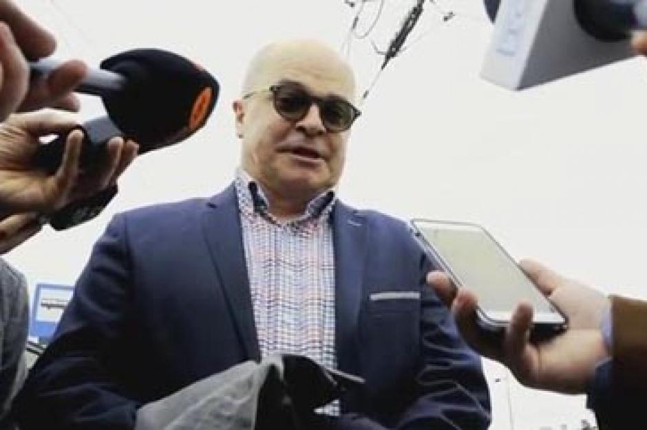 Tomasz Zimoch zapowie przystanki w łódzkiej komunikacji miejskiej