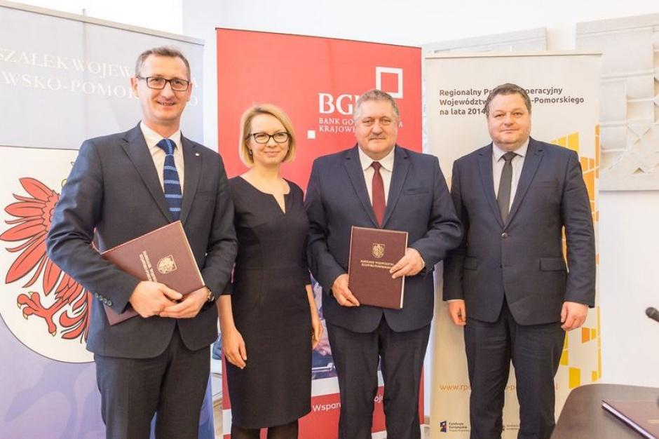Kolejne województwo podpisało umowę z BGK