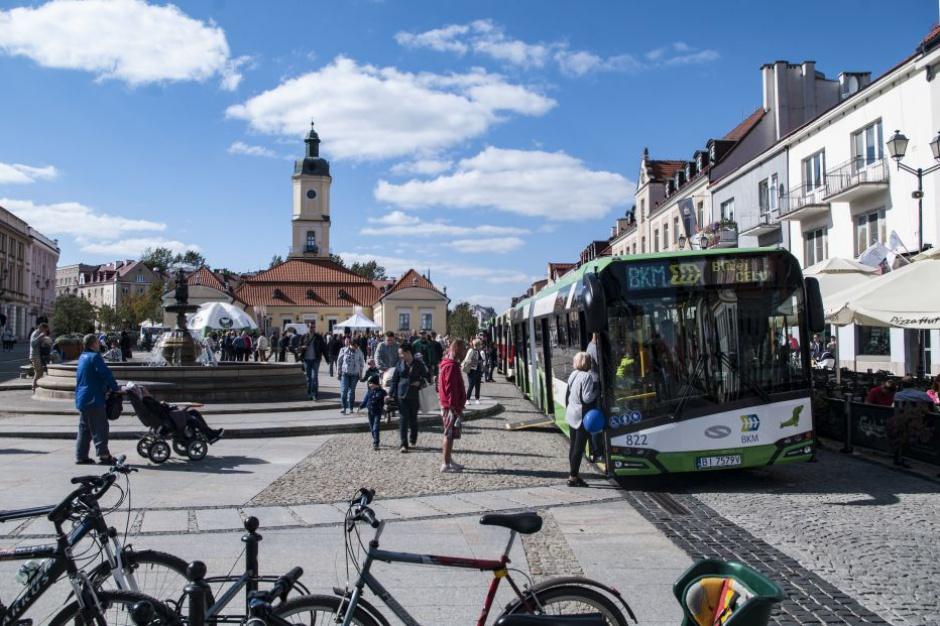 Białystok najmniej zadłużonym miastem w Unii Metropolii Polskich