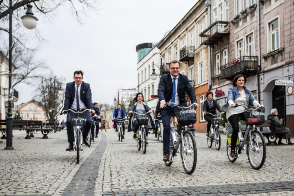 Rusza Radomski Rower Miejski