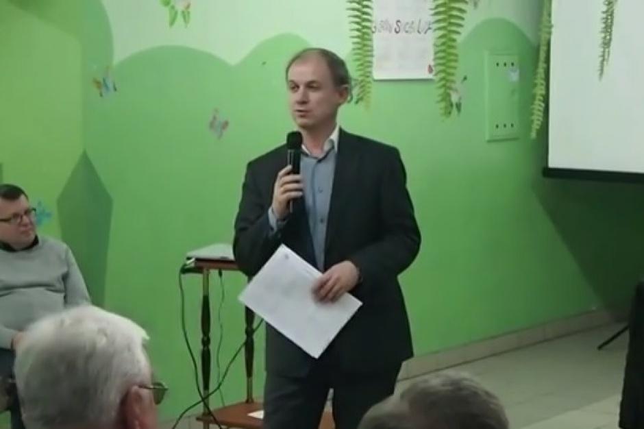 Krzysztof Kaliszuk odwołany ze stanowiska wiceprezydenta Zielonej Góry