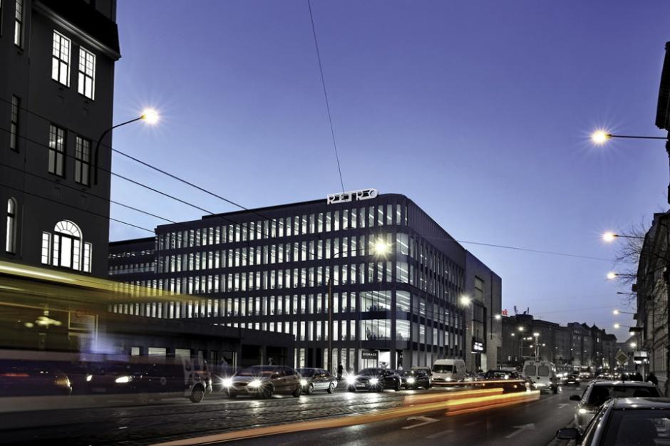 Wrocław. Trwa budowa nowych biurowców